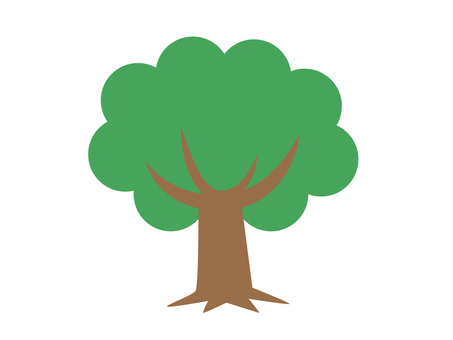 Tree (deep green)