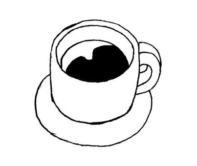 Cafe B & W