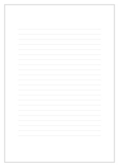 Stationery - Simple -