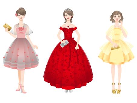 Party dress women 2