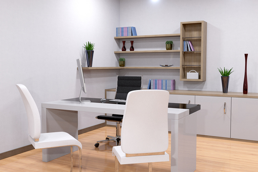 Simple office 2 consultation desk