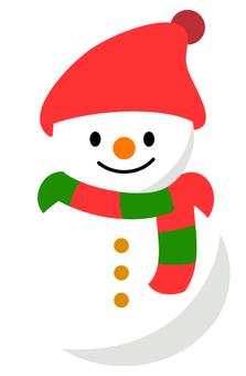 Snowman (no line