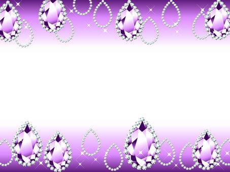 Drop of Jewel Frame