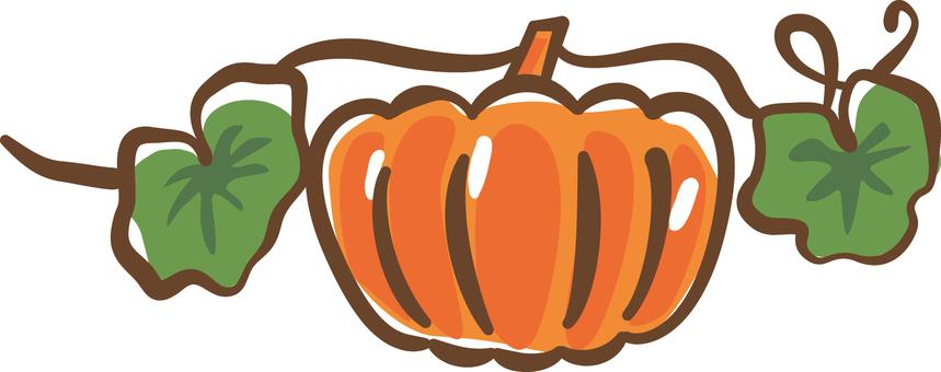 Pumpkin 01 - color