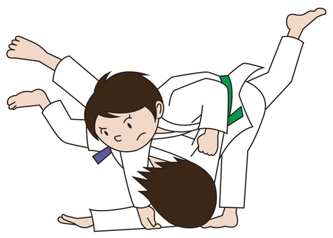 Judo teenager 2