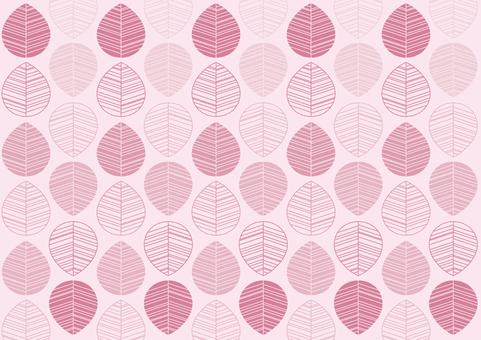 北歐風格的粉紅色
