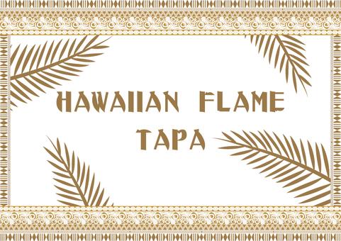 Hawaiian Frame 10