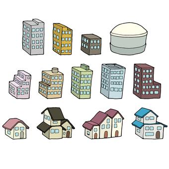 Building / Building / House