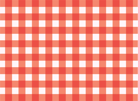 Gingham check pattern · texture · red