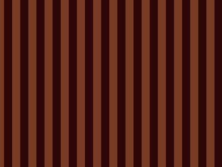 갈색 줄무늬 선 견본