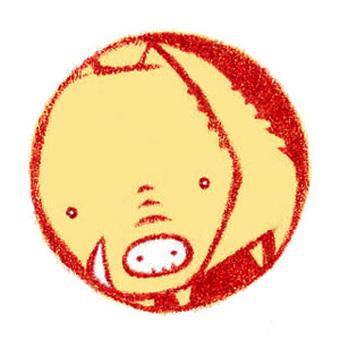 Zodiac - Wild boar