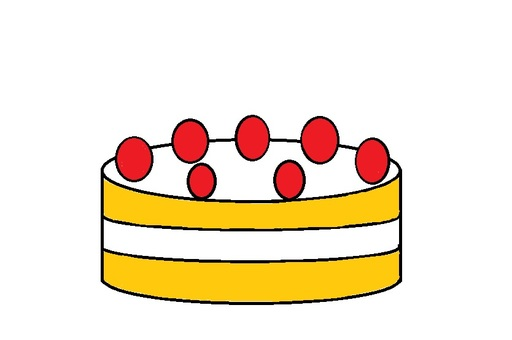 Hall cake 2