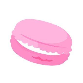 핑크 마카롱