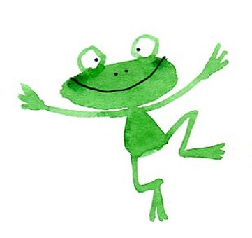 Frog Happy