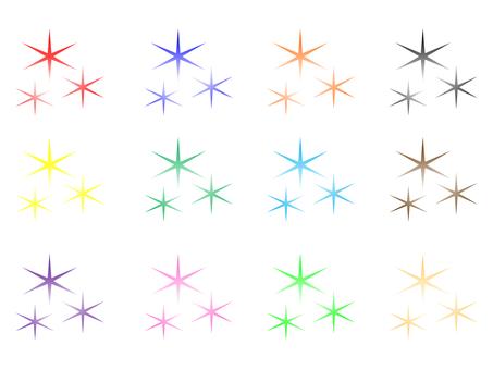 Glitter (gradation)