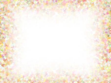 Glittering frame 2
