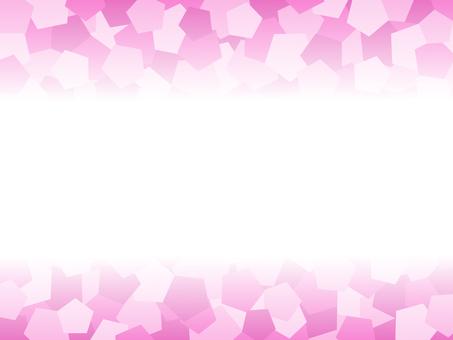 Pink frame gradient