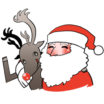 Shoulder Merry Christmas!