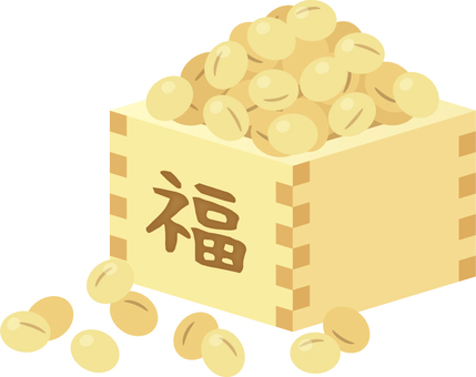 Setsubun _ Soybeans
