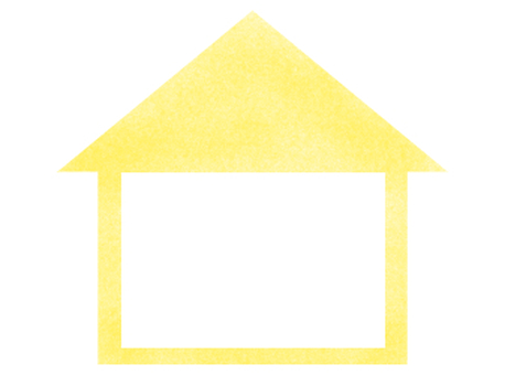 House frame (yellow)