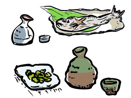 食物 - 晚餐
