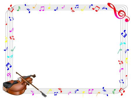 Violin No 2 (frame)