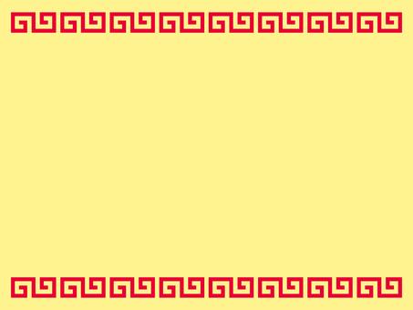 雷紋(png背景透過)