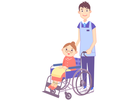 Caregiver_wheelchair_2