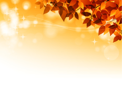 Background material that may be used in autumn 15