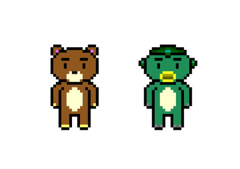 Kappa and bear