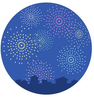 July Image: fireworks