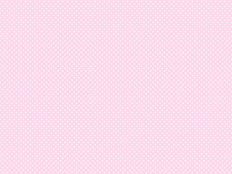 Polka dot background (pink)