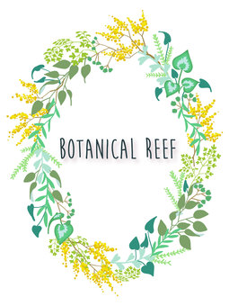 Botanical lease