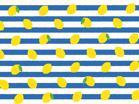 Lemon pattern _ 4
