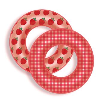 Ukiwa (Ichigo pattern · check pattern)
