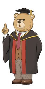 Bear professor