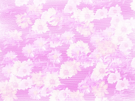 Texture background material Water color flower Pink