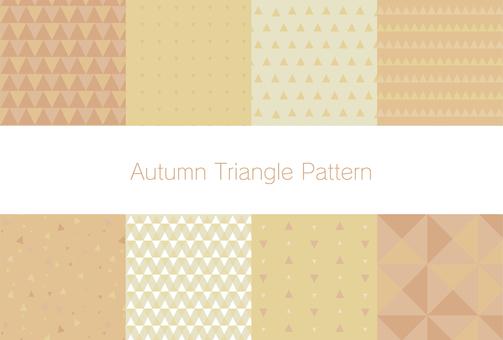 가을 삼각형