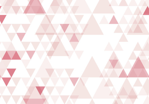 Spring geometric pattern background image material (triangle)