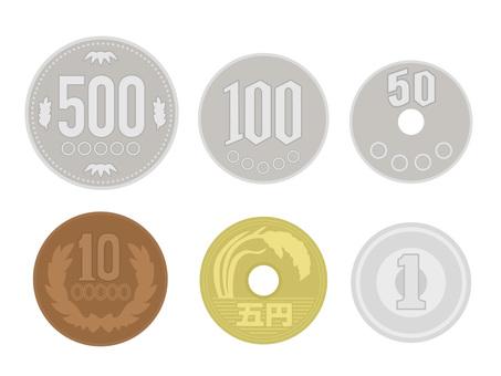 Money illustration set 01