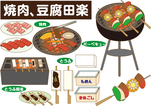 Yakiniku, Tofu Godaku