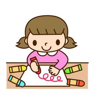 Girls / Drawing 1