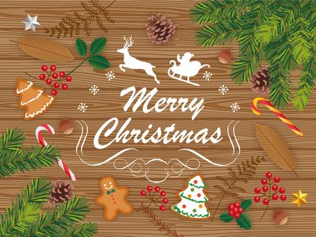 Christmas frame _ 6