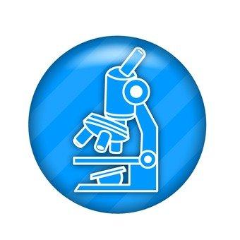 Microscope symbol