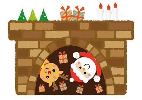 Santa 26_06 (from chimney)