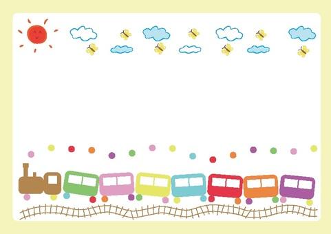 Frame Marchen Train