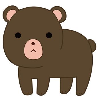 Animal Illustrations-Bear