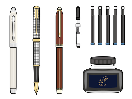 Writing Instruments · Ink