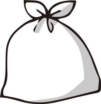Garbage bag (plain)