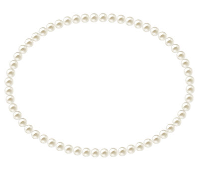 Pearl ellipse frame